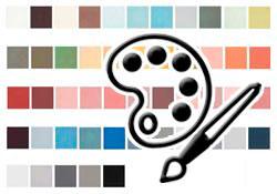La nostra paletta dei colori
